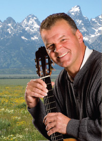 John Michael Haines is a Jackson Hole Classical Guitarist